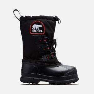 Sorel Waterproof Glacier XT Youth Winter Boots